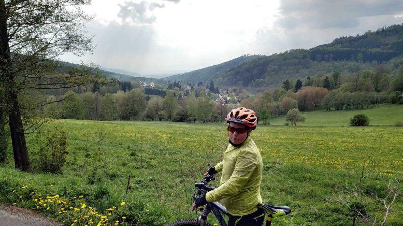 Cyklotoulky po Moravě: Rabštejn a Skřítek
