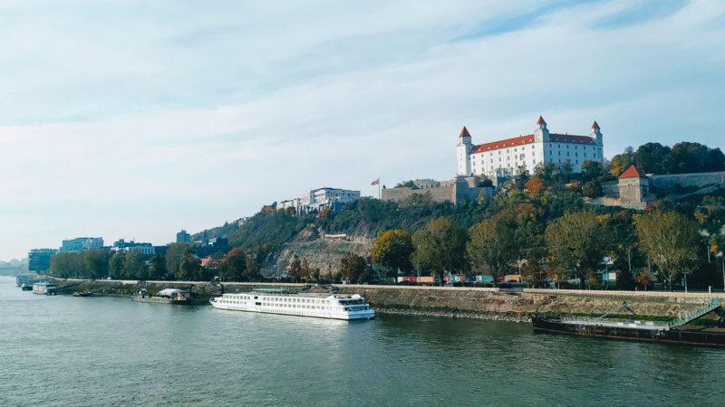 K soutoku Dunaje s Moravou a na skok k maďarům